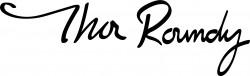 Thor's signature